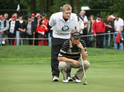 Golf BMW Open Eichenried