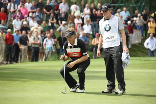 Golf BMW Open Eichenried